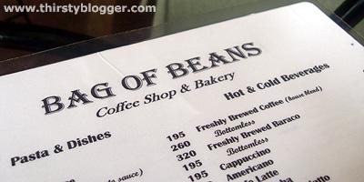 bag-of-beans-menu